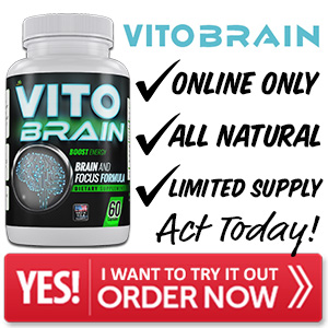 Vito Brain Supplement